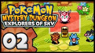 Wigglytuff  - (Pokémon) - Pokémon Mystery Dungeon: Explorers of Sky - Episode 2 | The Wigglytuff Guild!