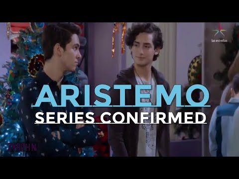 [INTERVIEW] #Aristemo SPIN-OFF Series CONFIRMED!