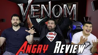 Venom Angry Movie Review