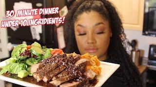 MAKE THIS STEAK DINNER TONIGHT **FULL RECIPE