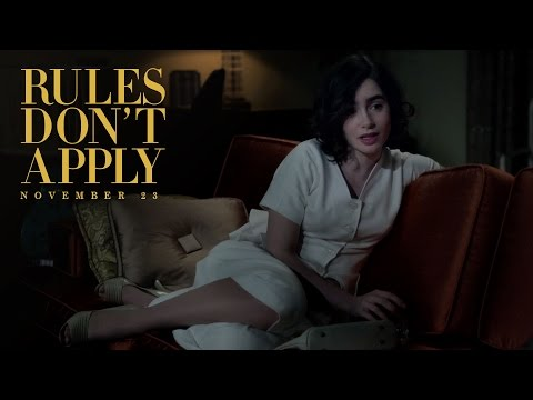Rules Don't Apply (TV Spot 'You're an Exception')