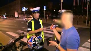 Policja-Jechał bez dokumentów spotkała go kara
