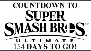 Countdown to Ultimate! SSB Melee - Classic, Adventure and All-Star with Donkey Kong (154 Days To Go)
