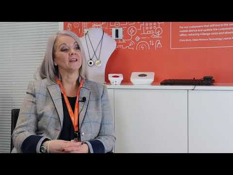 Gill Atkey - Innovative Monitoring