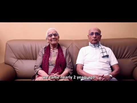 Testimonial Video Mr & Mrs Krishnan