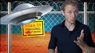 Skal DU Være Med Til At Storme Area 51?