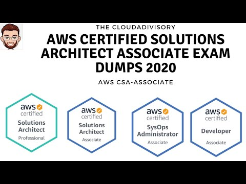 AWS Solution Architect Associate Exam Questions 2020 ... - YouTube