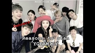 ♥ Reasons to stan YG FAMILY ♥ - Part2 [Dance]