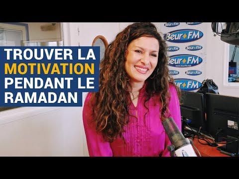 [AVS] Trouver la motivation pendant le ramadan - Djihene Abdellilah