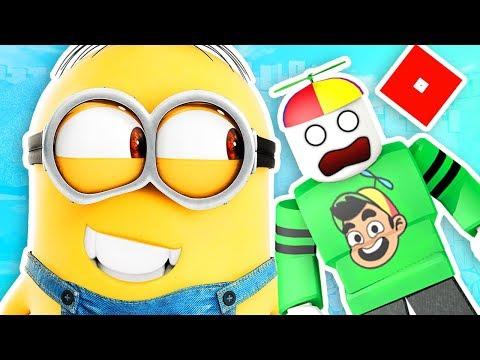 Download ESCAPE THE MINIONS! | Roblox | Guava Games