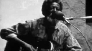 Henry Qualls sings Spiritual