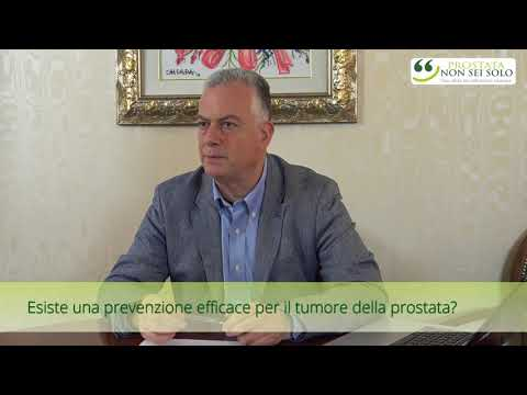 Chemioterapia per il cancro alla prostata recensioni