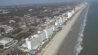 Helicopter Ride Over Myrtle Beach South Carolina 2017