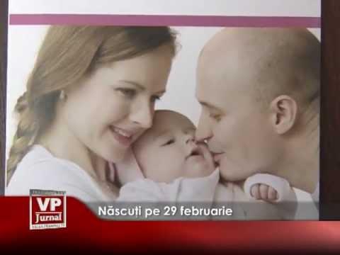 Născuţi pe 29 februarie