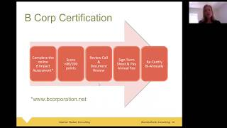 How to Become a B Corp 06 27 17