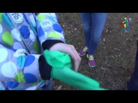 Zielona ręka