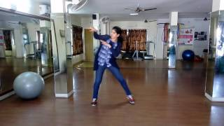 CHEAPTHRILLS  ZUMBA DANCE  ZINSWAPNA KANDIMALLA  WOMENS WORLD AEROBICS  