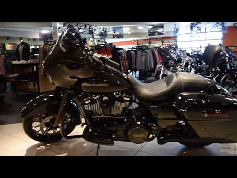 2019 Harley-Davidson Touring FLHXS Street Glide Special