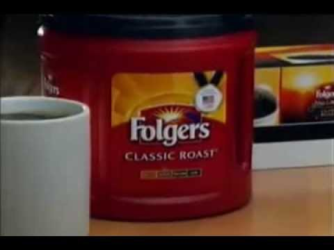 Folgers Commercial for Winter Olympic Games (Sochi 2014) (2014) (Television Commercial)