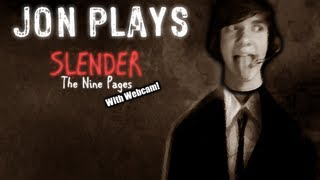 Jmizz Plays Slender: The Nine Pages - JUST AS GOOD AS THE ORIGINAL!