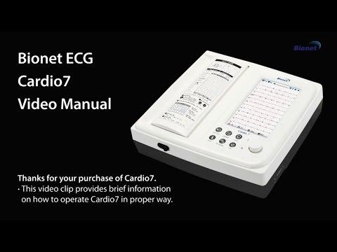 Bionet Cardio7 Demo