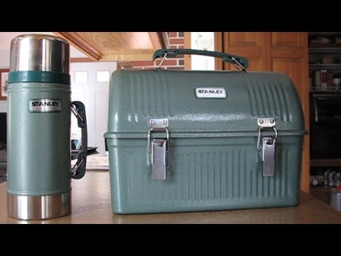Stanley Lunch Box and Thermos Review