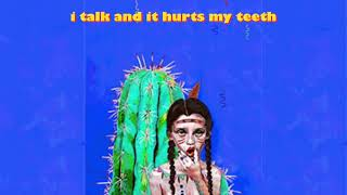 Gus Dapperton   My Favorite Fish (Lyric Video)