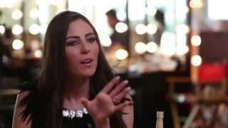 Patricia Da Silva Portugal Miss Universe 2014 Official Interview