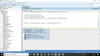 Oracle SQL TUTORIAL – Date columns with Time in Where condition
