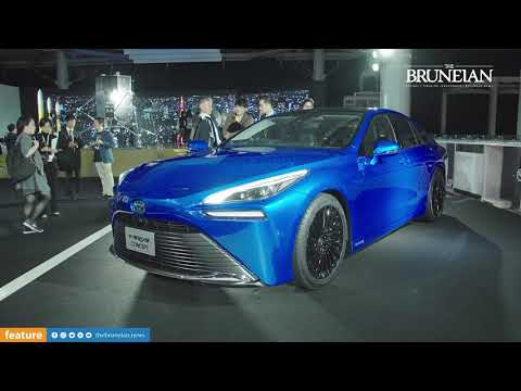 Toyota showcases