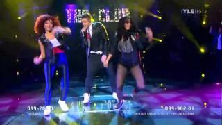 [ESC] 2011 Sweden Melodifestivalen Final Danny Saucedo - In The Club
