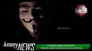 ¿Quiénes son los responsables del golpe en Bolivia?
