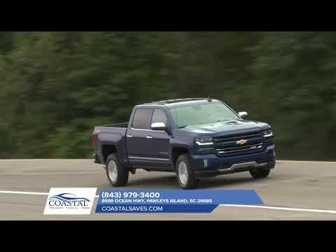 New 2018 Chevrolet Silverado 1500 4WD Crew Cab 143.5 LT w/2LT