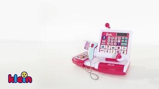 Vaikiškas elektroninis kasos aparatas | Barbie | Klein 9339