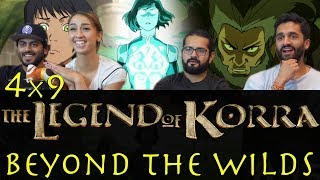 The Legend of Korra - 4x9 Beyond the Wilds - Group Reaction   Kholo.pk