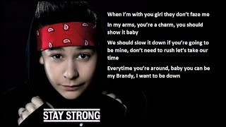 Bars and Melody - Beautiful (Lyrics + Pictures)