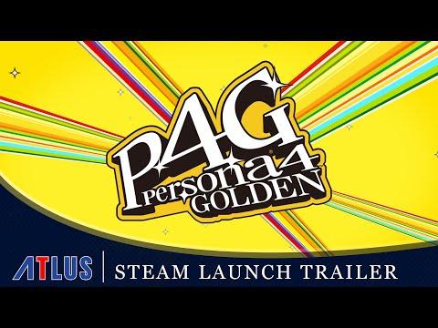 Trailer de Persona 4 Golden Deluxe Edition