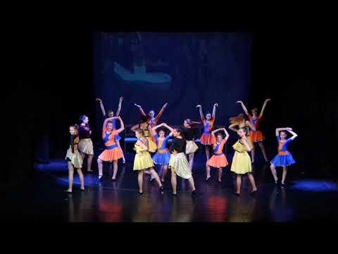 Cuba koreográfia szólóban a paksi Salsa Vagabundo óra után