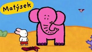 Matýsek a Jája - Slon