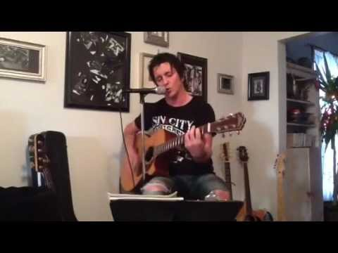 Jesse James Russell-Violet Hill Acoustic Cover