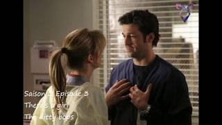 Grey's anatomy S1E03 - There's a girl - The ditty bops
