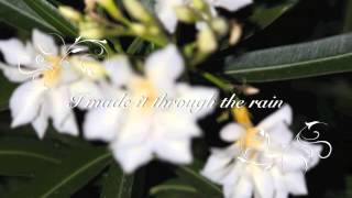 I Made It Through The Rain by Barry Manilow
