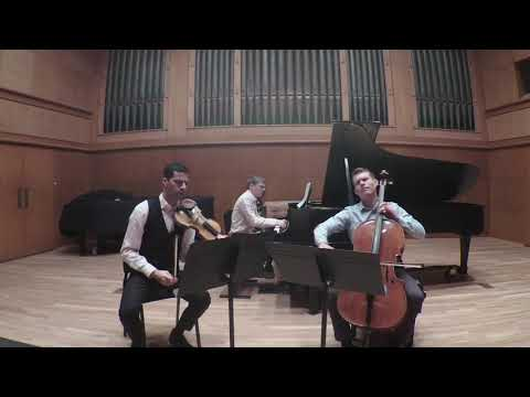 Mendelssohn Piano Trio in D major