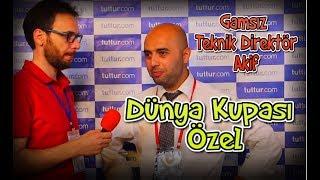 Gamsız Teknik Direktör Akif  12 | Dünya Kupası Özel