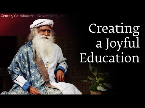 Creating a Joyful Education