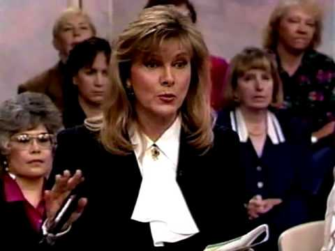 Silicone Gel Breast Implants - Jenny Jones Show - December 21, 1993 Video Image