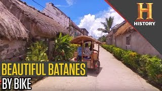 Immerse Yourself In The History Of Batanes. 360 Video | Ride N' Seek With Jamie Dempsey