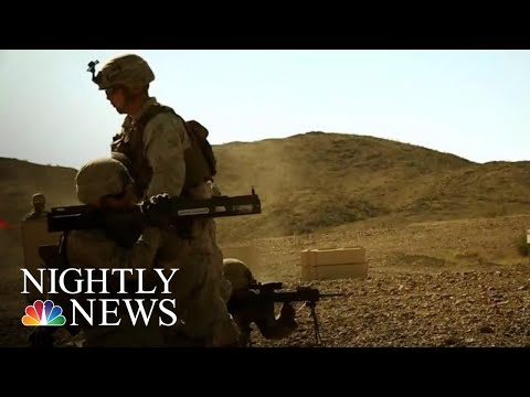 Supreme Court Allows Donald Trump's Transgender Military Ban To Take Effect | NBC Nightly News