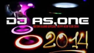 DUGEM 2014 HAPPY NEW YEAR DJ AS ONE
