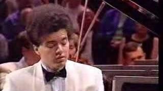 Kissin -Rachmaninov piano concerto #2, mvt. II. (part 1)